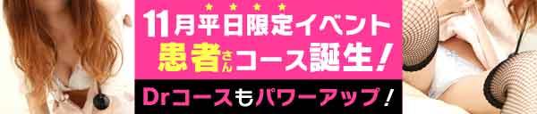 11月限定W夜姦コース!!